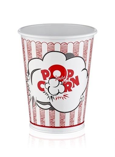 The Mia Popcorn Kovası Renkli